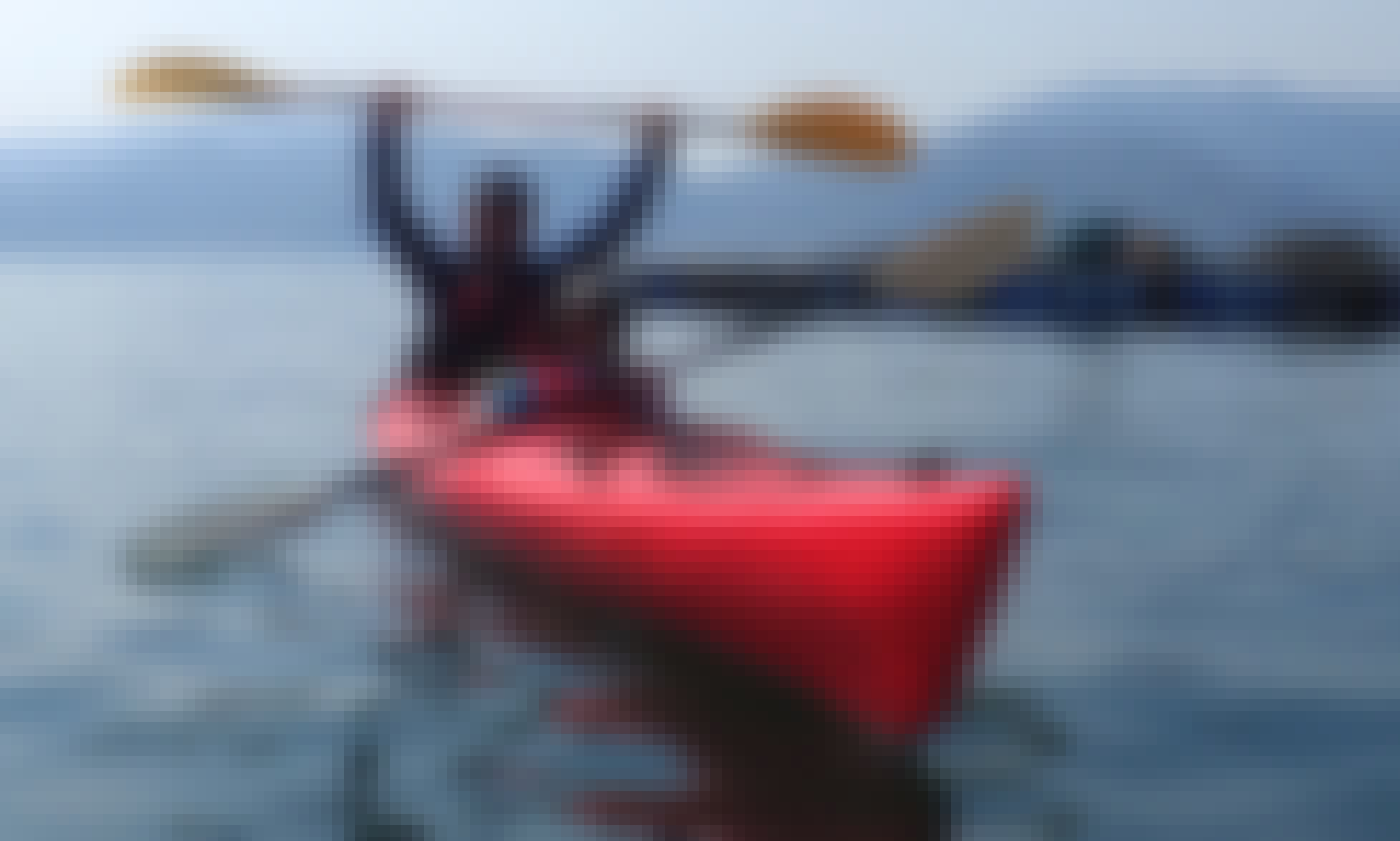 1-Day Sea Kayak Tour to Tai O and Sai Wan Geo Park in Hong Kong