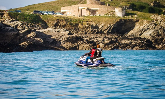 Unforgettable Jet Ski Safari In Newquay, United Kingdom