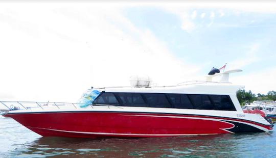 Charter A Motor Yacht In Jatiasih, Indonesia