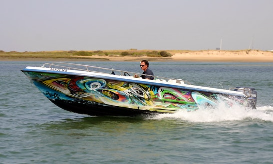Deck Boat Rental In Faro
