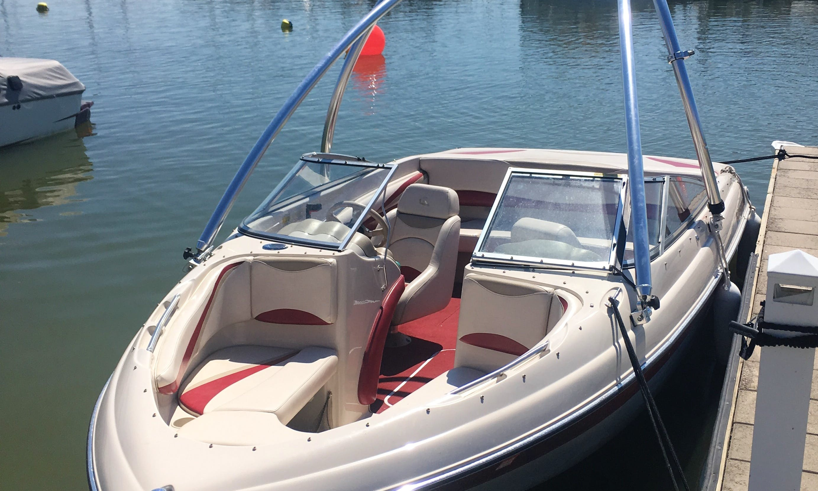 "Bowrider Glastron ""Grace"" for 7 People in Greenwood Village, Great for Wakeboarding"