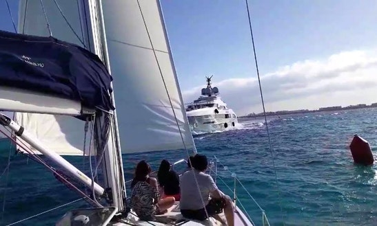 Cruising Monohull Rental In Quintana Roo