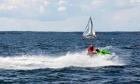 Jet Ski Rental On Lake Murray, Sc