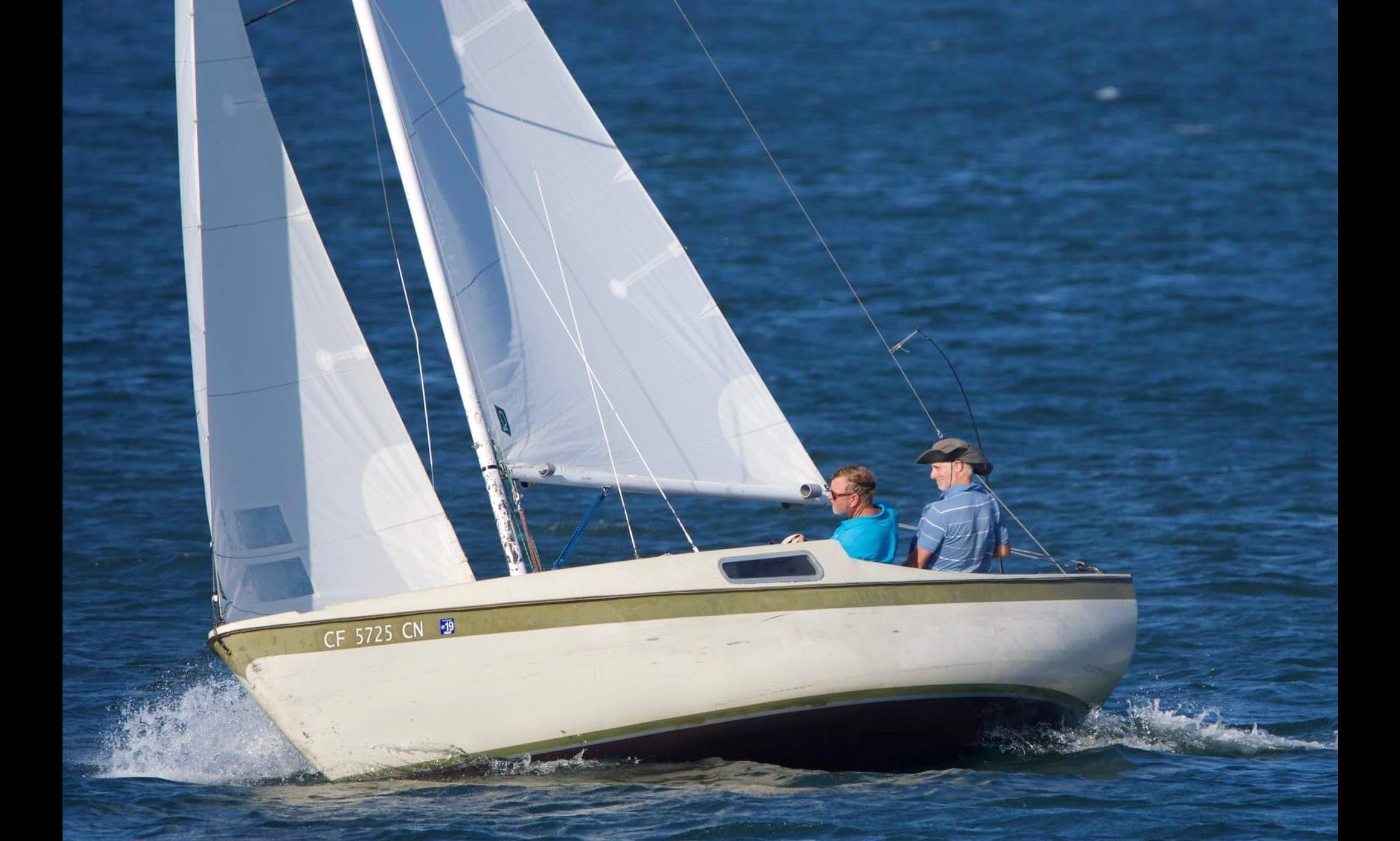 Daysailer rental in Long Beach
