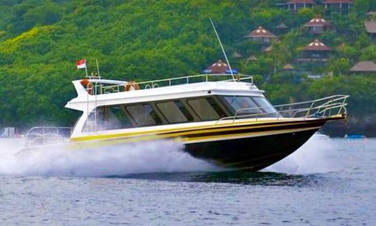 Charter A Motor Yacht In Denpasar Selatan, Bali