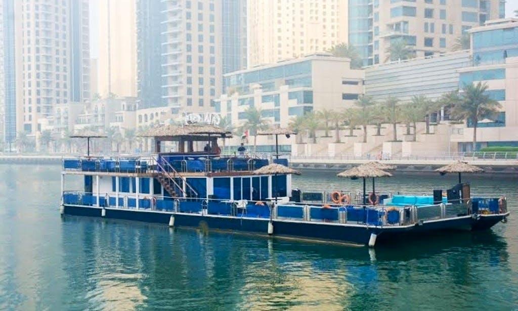 Have an amazing time in Dubai, United Arab Emirates on GuGu Boat