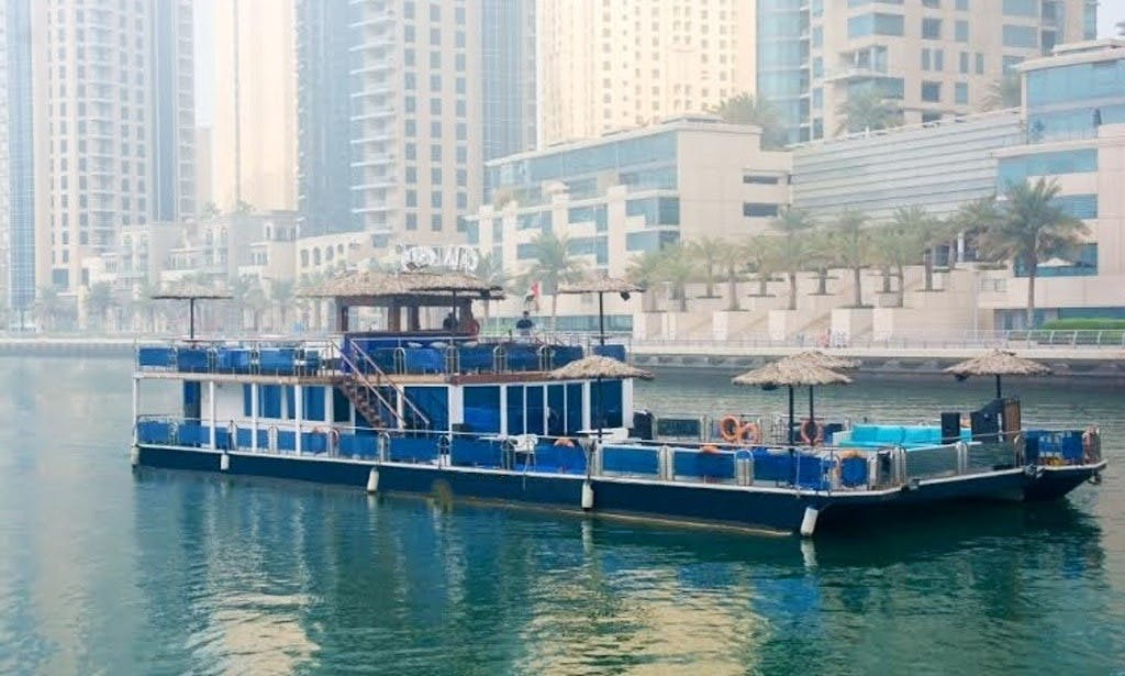 Have an amazing time in Dubai, United Arab Emirates on GuGu Boat