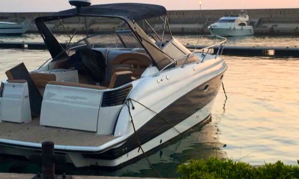 Charter a Motor Yacht in Mount Lebanon Governorate, Lebanon