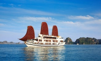 Aclass Stellar Cruise - the best cruise to visit Halong Bay