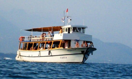 """atlantis-m"" Diving Boat Trips In Turkey"