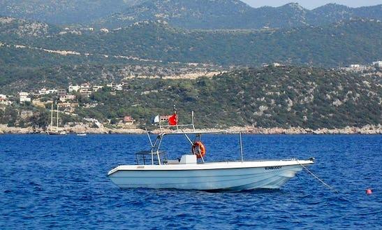 Enjoy The Wonders And Sights Of The Underwater World Of Antalya, Turkey