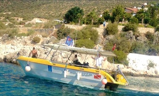 Diving Charters From Kalkan