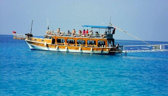 Sightseeing In Muğla, Turkey On Funda 2 Motor Yacht