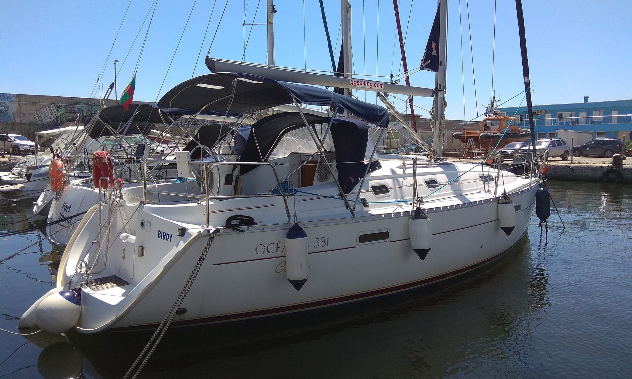 Greatly maintained yacht for a smaller budget