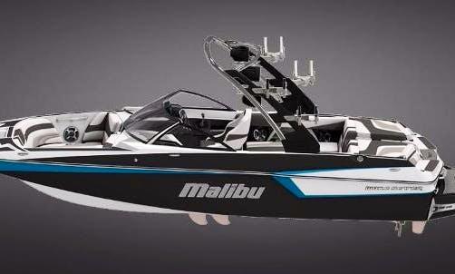 2018 Malibu Inboard Propulsion in Coeur d'Alene, Idaho