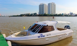 Luxury Speedboat with 12 seats