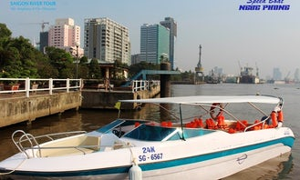 Luxury Speedboat with 24 seats