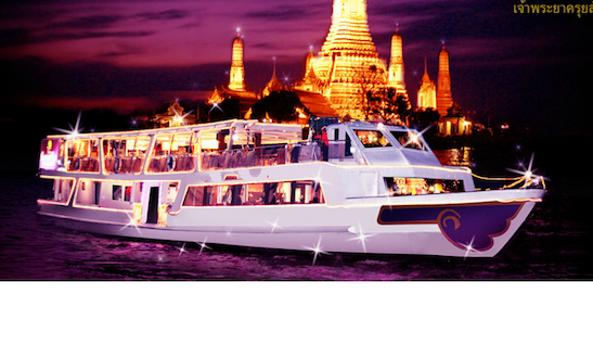 Dinner Cruise On Chaophraya River