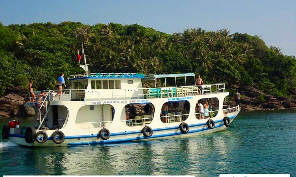 Passenger Boat Rental in tp. Phú Quốc
