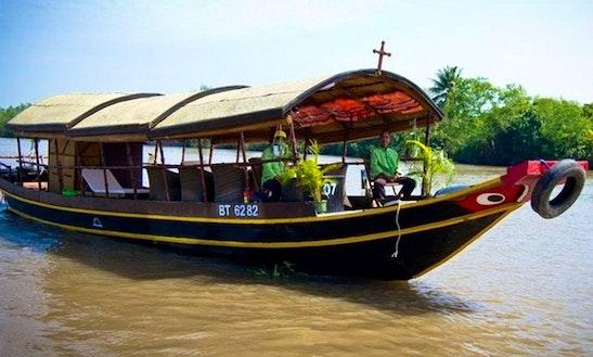 Mango Cruising Tours In Ho Chi Minh City