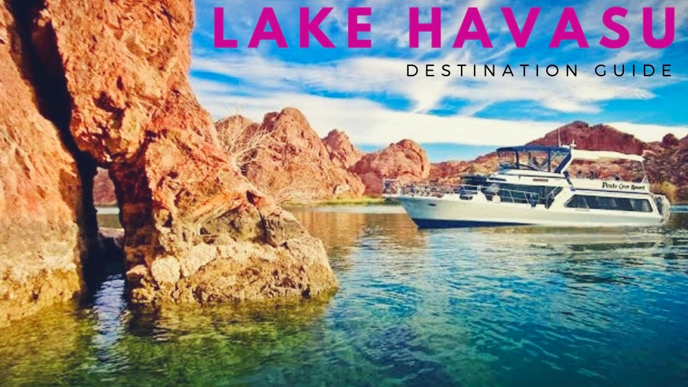 Boat and yacht rentals on Lake Havasu