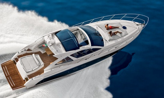 Book A 54ft Atlantis Power Mega Yacht In Maltese Islands, Malta