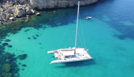 Exclusive Private Sailing Catamaran Charter In Sliema, Malta