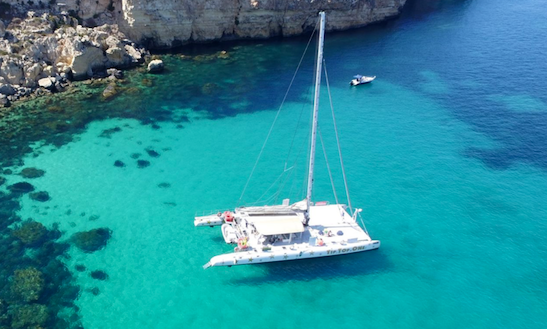 Exclusive Private Sailing Catamaran Charter In Sliema, Malta