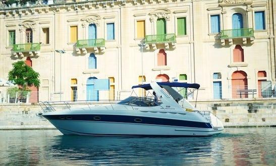 38ft Bavaria Sport Yacht Charter In Maltese Islands, Malta For 6 Friends!