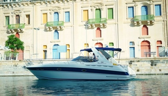 38ft Bavaria Sport Yacht Charter In Maltese Islands, Malta For 6 Friends!