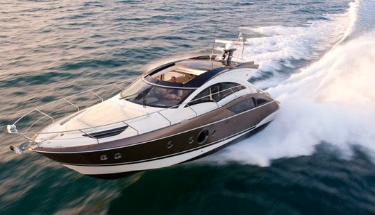 Charter A 6 Person Marquis Motor Yacht In Maltese Islands, Malta