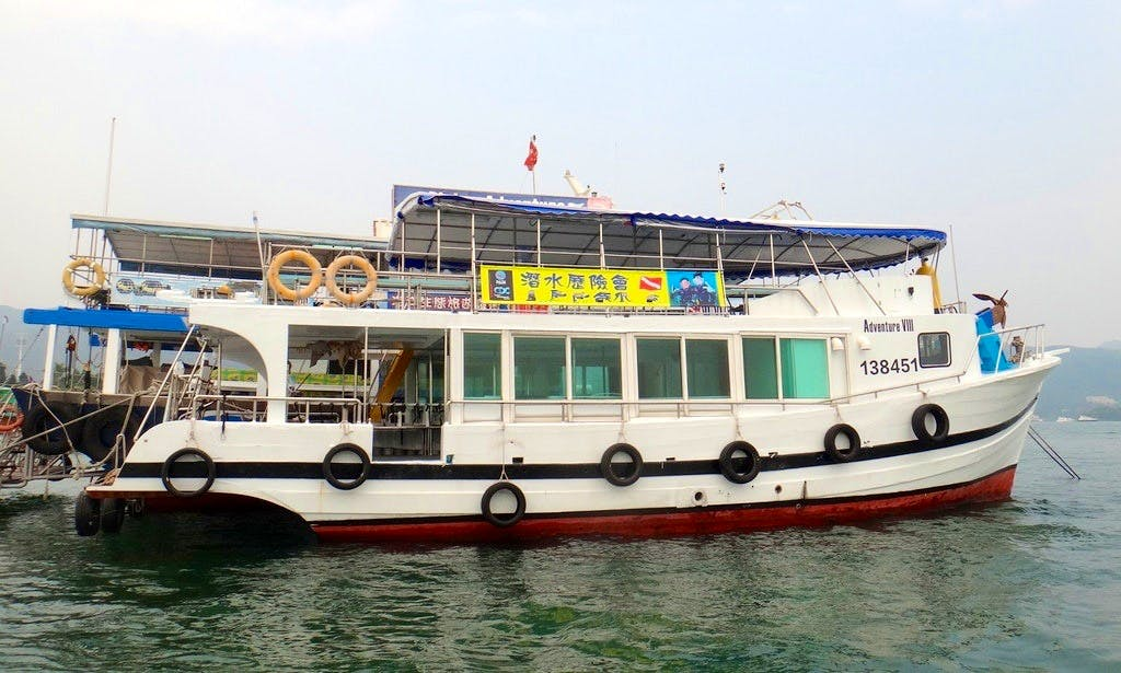PADI Discover Scuba Diving Program in Wan Chai, Hong Kong