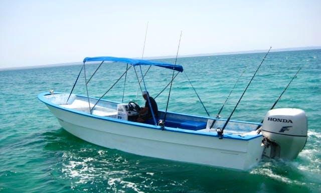 Sport Fishing Charter on Super Pangas in La Paz