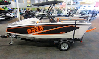 2018 Heyday WT-1 Surfboat - All gear included!