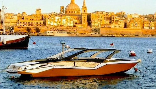 Book This Amazing Speed Boat In Maltese Islands, Malta