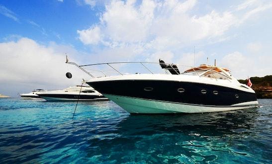 Go Sailing In Maltese Islands, Malta On A 49ft Sunseeker Yacht