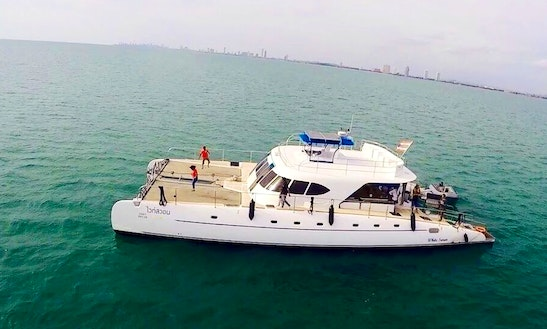 The Perfect Way For Cruising In Chon Buri, Thailand On