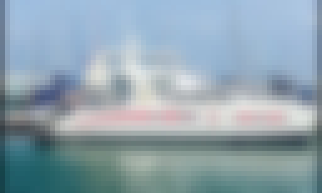 "Power Catamaran ""Superstar Lion"" for charter in Chon Buri, Thailand"