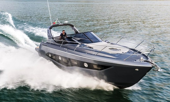 Cranchi Z35 Motor Yacht Perfect For Entertaining Friends And Loved Ones In Milazzo, Sicilia