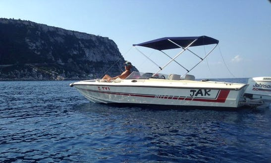 Charter This Bowrider For 6 People In Anfeh, Lebanon For Boat Trips