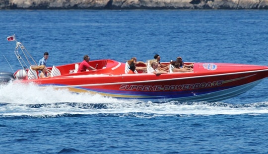 Speed Boat Rental In Maltese Islands, Malta For 20 Person