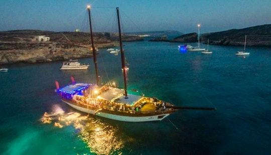 Sailing Adventure In Maltese Islands, Malta On A Turkish Gulet