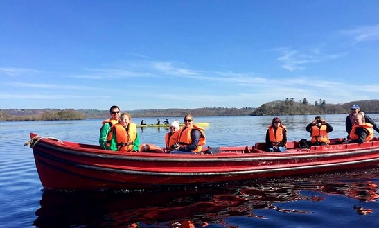 Amazing Sightseeing Boat Tour In Killarney, Ireland