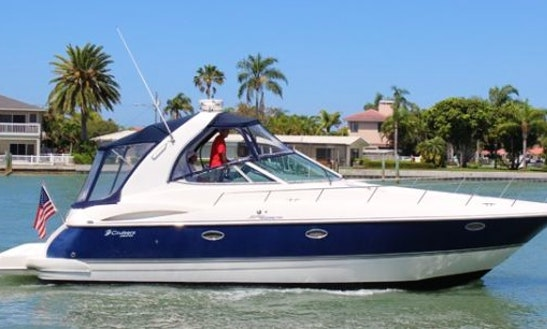 40 Feet Cruisers Motor Yacht Rental In Hallandale Beach, Fl - 20 % Discount Monday To Friday