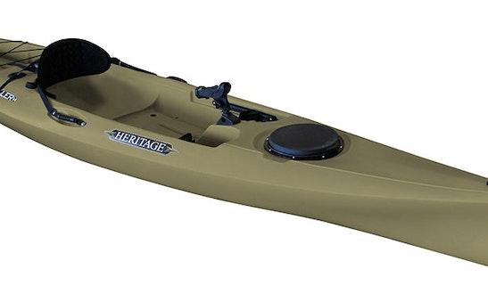 2 Kayaks Near Sheldon Lake And Lake Houston