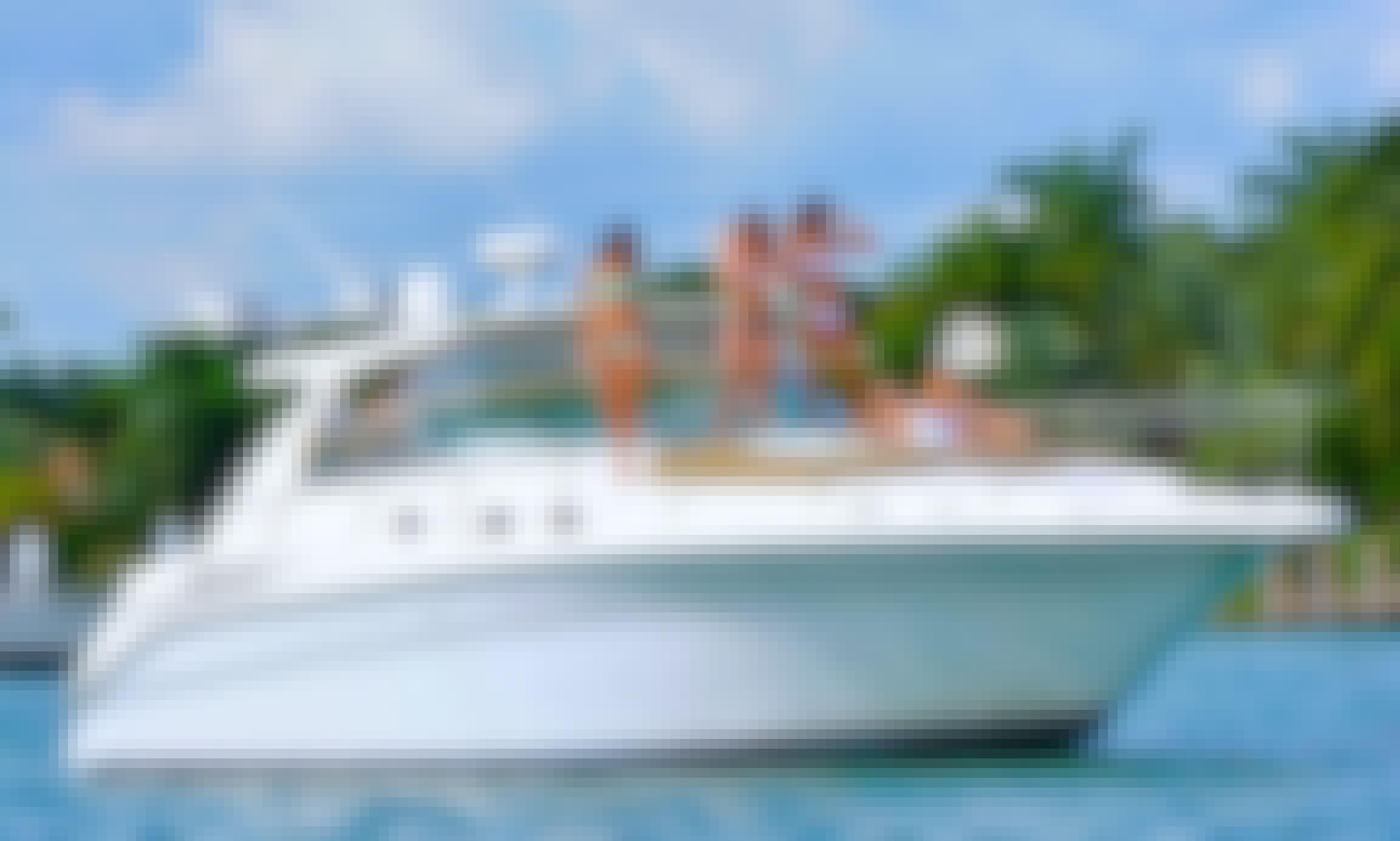 Miami Yacht Charters - 45' SEA RAY - Miami, Florida Keys, The Bahamas!