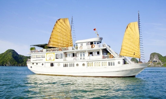 Golden Lotus Premium Cruise