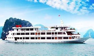 Royal Wings Cruise in Halong Bay