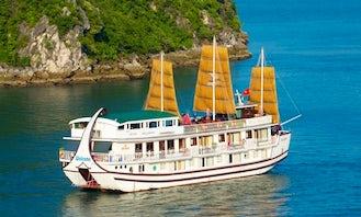 Amazing Gray Line Cruise with Us!