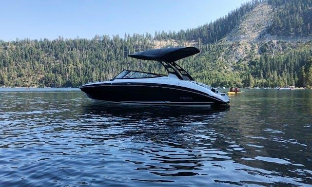 2018 Yamaha 242 Limited SE boat  rental in South Lake Tahoe